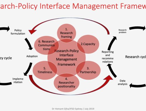 From Research to Policy Impact: Actionable Areas for Transformation