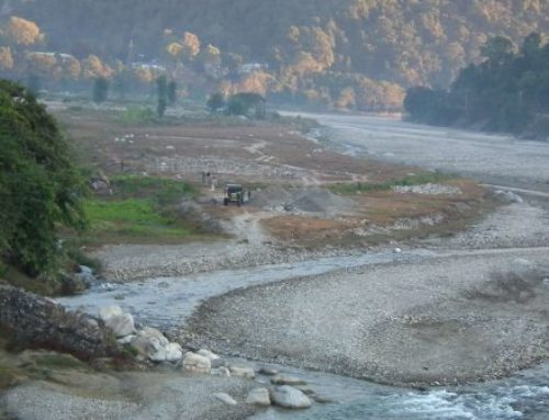 Water Security under Changing Climate